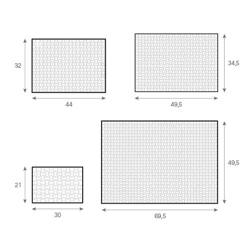 Puzzles gráfico 2