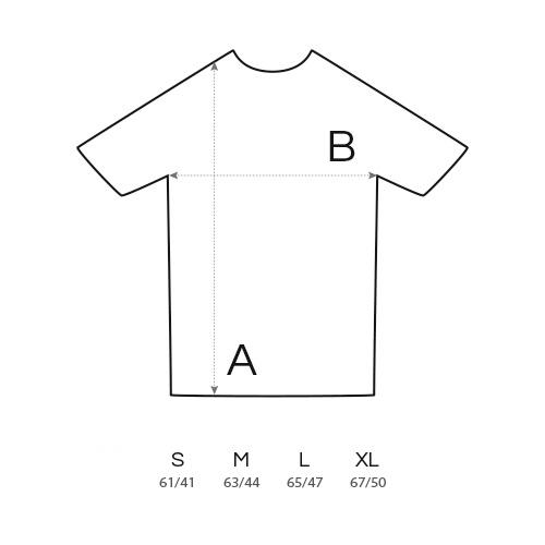 Gráfico camisetas chica