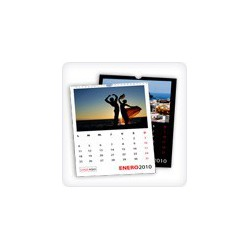 Calendario pared A4 250 Unidades
