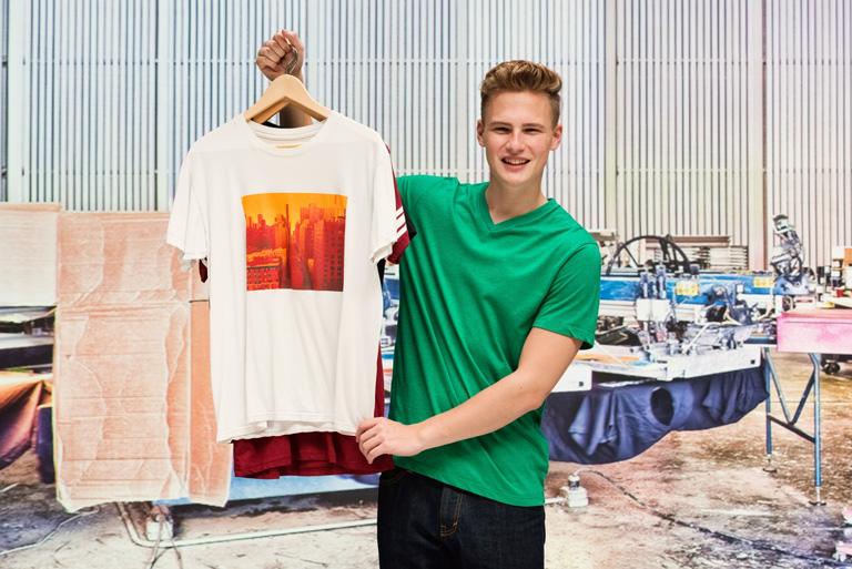 Camisetas personalizadas, la mejor opción para llevar la publicidad de tu empresa a cualquier lugar.