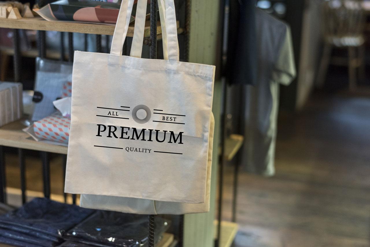 5 razones para hacer bolsas de tela personalizadas en tu empresa.